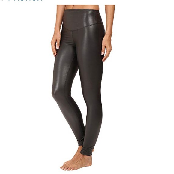 d272de2a5e5c13 Yummie Tony Faux Leather Leggings in Black NWT. M_5b38ee909fe48690389c0f9e